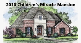 OLOL Children's Hospital 2010 Miracle Mansion